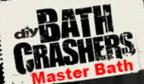 In the Media - HGTV - DIY Bath Crashers - Master Bath